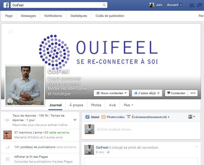 facebook ouifeel